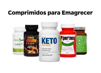 Comprimidos para Emagrecer