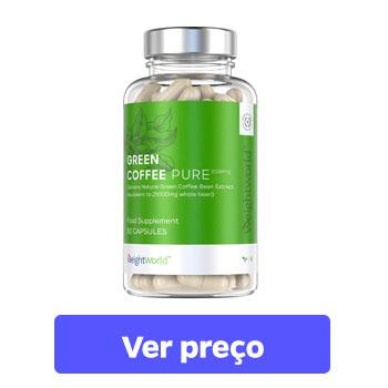 Extrato de café verde